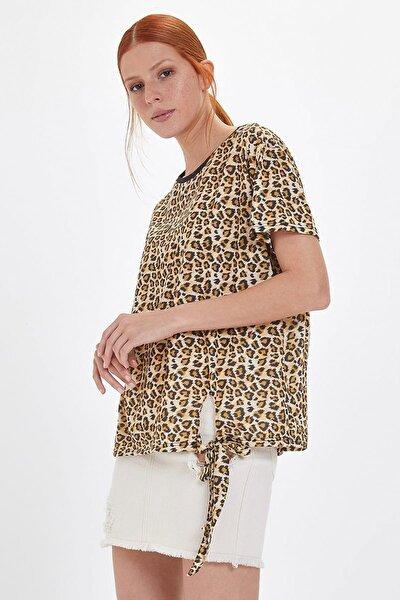 Kadın T-shirt LF2022832