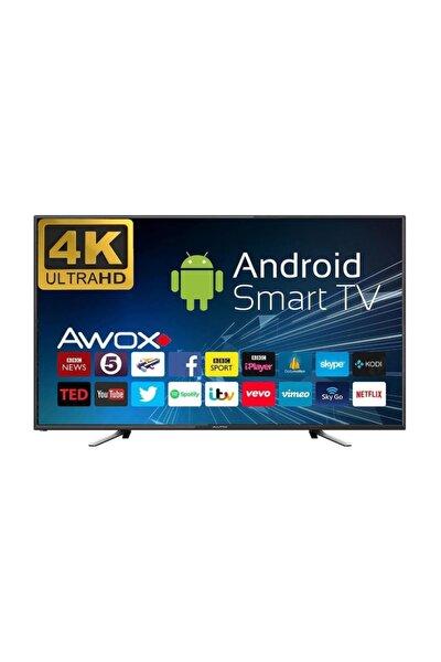 U5100STR 50'' 127 Ekran Uydu Alıcılı 4K Ultra HD Smart LED TV