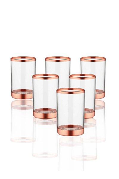 Glass 56106 Glory Bakır Kahve Yanı Bardağı