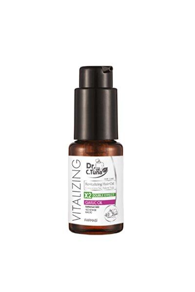 Dr. C. Tuna Vitalizing Sarımsak Besleyici Saç Bakım Yağı 30 ml 8690131111458