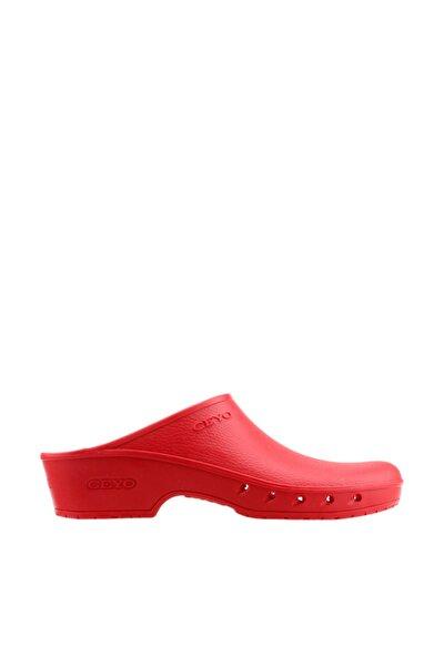 Kırmızı Erkek Terlik 04007