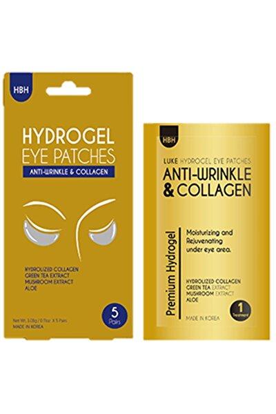 5'li Kırışıklık Karşıtı Göz Altı Maslesi - Hydrogel Eye Patches Anti-Wrinkle&Collagen 8809089292427