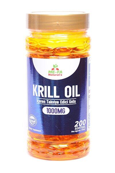 Krill Oil 1000 Mg 200 Softgel