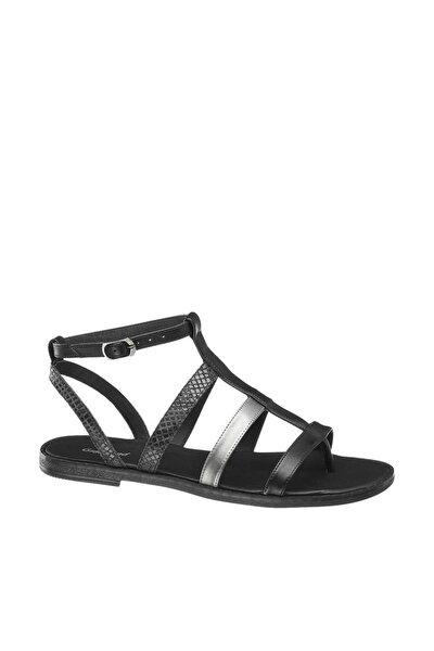 Deichmann Kadın Siyah Sandalet