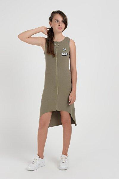 Kız Çocuk Elbise 9-15 Yaş MEL6377
