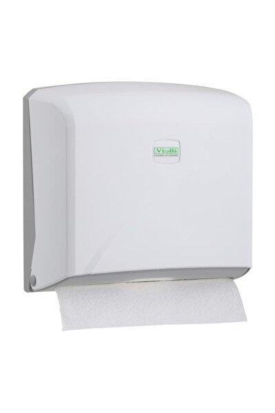 Z Katlı Kağıt Havlu Dispenseri Max 22 Cm 200 Ad Beyaz K2