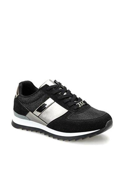 S1960-19IY Siyah Kadın Spor Ayakkabı 100352238