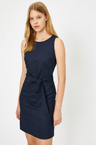 Kadın Lacivert Elbise 9YAK88910PW