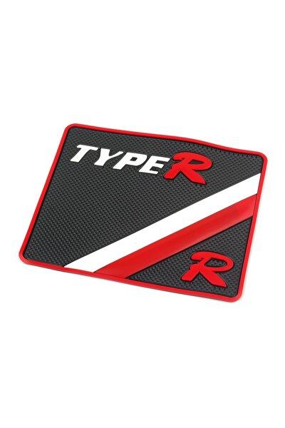 Araba Oto Araç İçin Torpido Telefon Type R Kaydırmaz Kare Pad