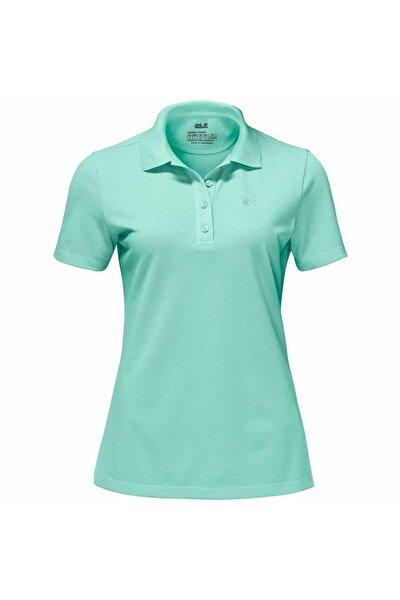 Pique Polo Kadın T-Shirt 1805701