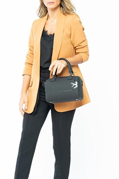 Siyah Kadın El Çantası BNT60-Y