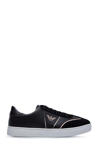 Kadın Siyah Sneaker S X3X083 XL842 A327