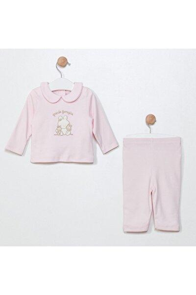 Pijama Takım -  Grande Famiglia  - Pembe