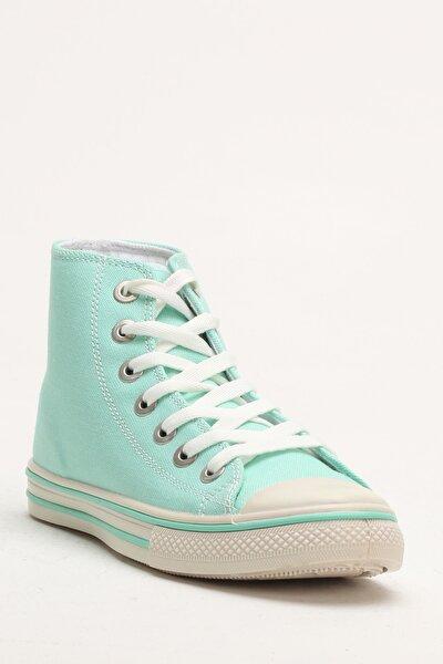 Yeşil Krem Kadın Ayakkabı M1003-19-110080R