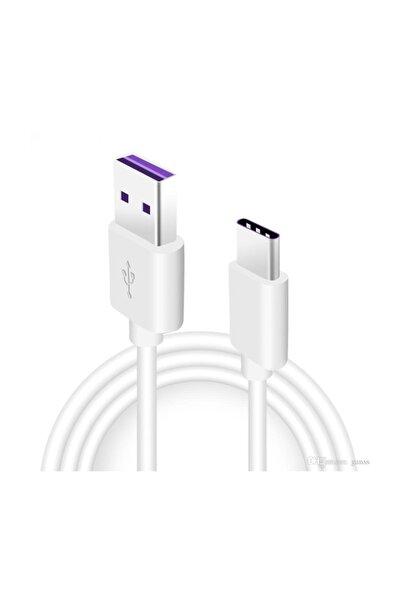 USB Type-C 5A Şarj ve Data Kablosu