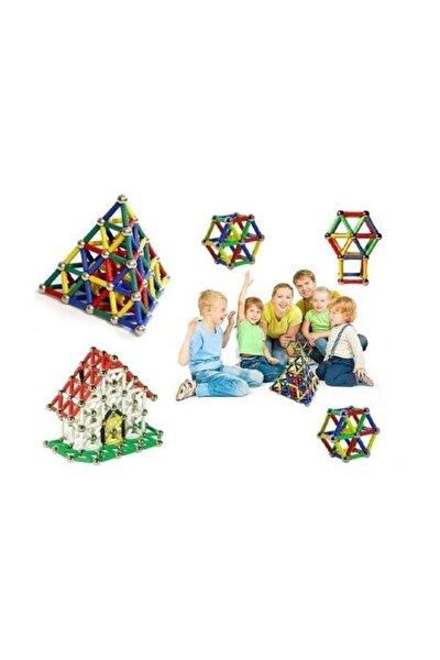 74 Parça Manyetik Lego Eğitici Oyun Seti