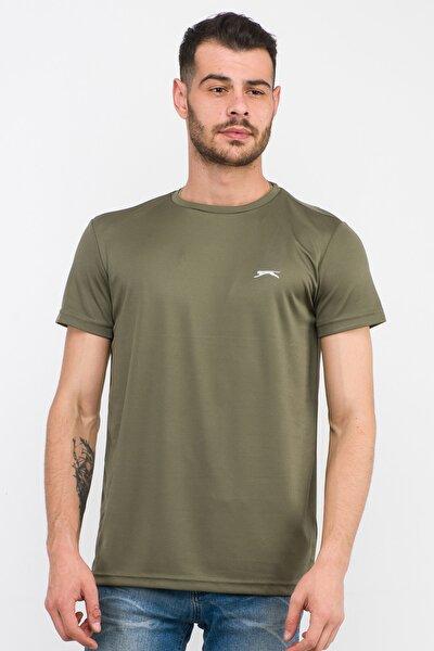 ORA Erkek T-Shirt Haki ST29TE002