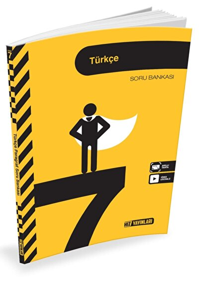 Hız 7.sınıf Türkçe Soru Bankası