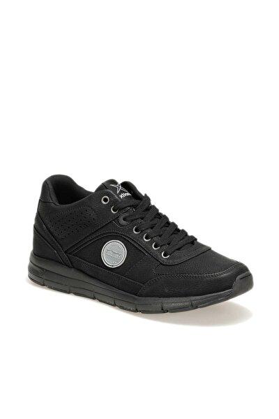 GUARIN 9PR Siyah Erkek Kalın Taban Sneaker Spor Ayakkabı 100419073