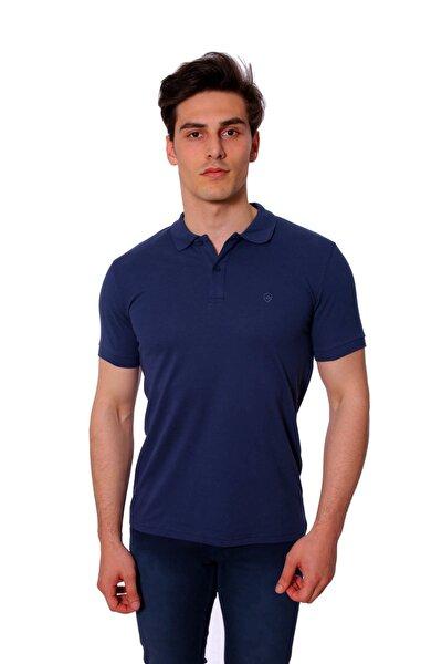 Polo Yaka Erkek Tshirt Lacivert 171907