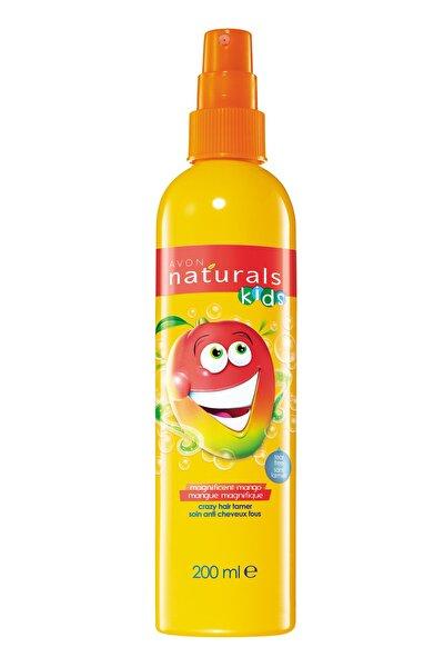 Naturals Kids Çocuklar için Göz Yakmayan Saç Açıcı Sprey 200 ml 8681298962182