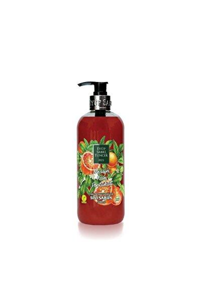 Mersin Kan Portakalı Sıvı Sabun 500 ml