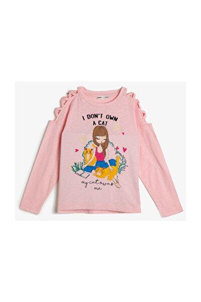 Pembe Çocuk T-Shirt