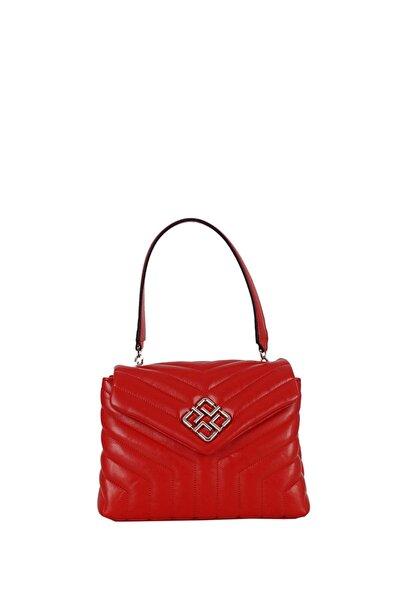 Kırmızı Kadın El Çantası 5462356852003