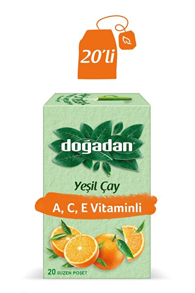 Yeşil Çay A-C-E Vitaminli