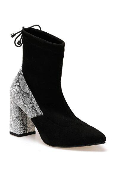 BALİN Siyah Kadın Çorap Bot 100523917