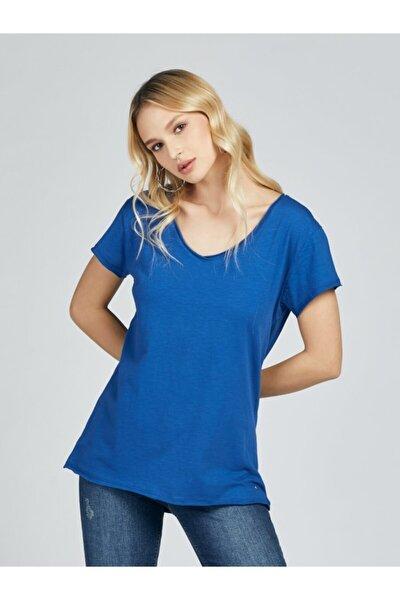 2027150 Kadın T-shırt Short Sleeve