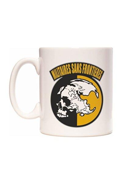 Metal Gear Militaries San Frontieres Temalı Kupa Bardak