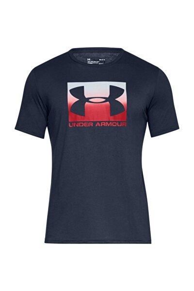 Erkek Spor T-Shirt - Ua Boxed Sportstyle Ss - 1329581-408