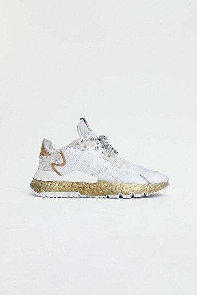 Kadın Beyaz Nite Jogger Yürüyüş Ayakkabısı