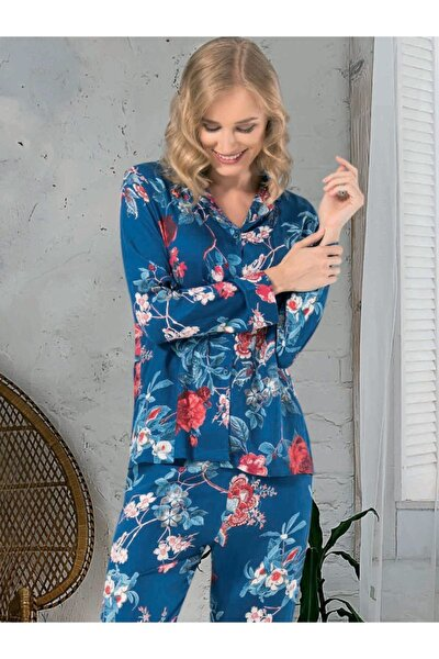 Kadın Pijama Takımı 66608
