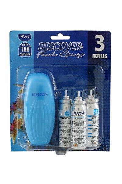 Fresh Spray 3 Yedekli-wave