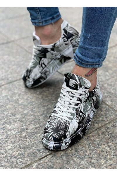 Siyah Unisex Sneaker 255