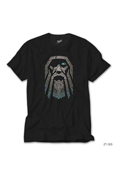 Odin Siyah Tişört
