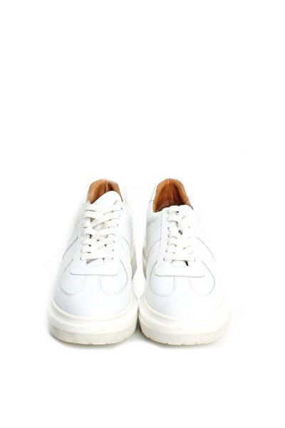 Feynman Deri Casual Ayakkabı Beyaz