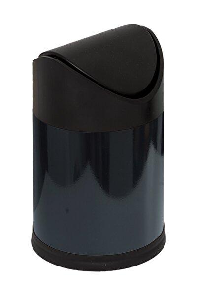 Siyah Sallanır Kapak  12 Lt