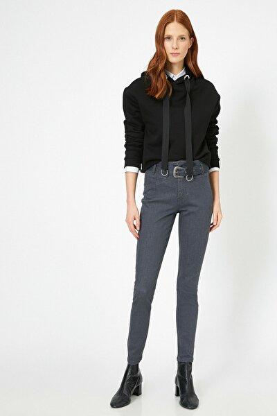 Kadın Gri Jeans 0KAK47258MD