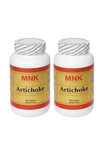 Artichoke Extract (enginar Yaprak Ekstresi) 2 Kutu 240 Kapsül