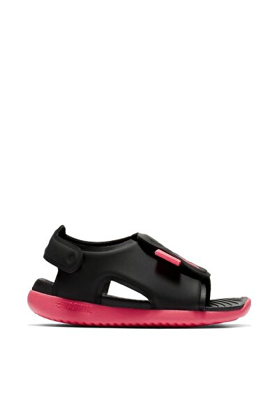 Siyah Aj9077-002 Sunray Adjust Bebek Sandalet