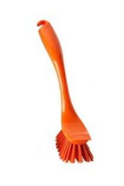 Antagen Plastik Bulaşık Fırçası- Turuncu- Kargo Bedava