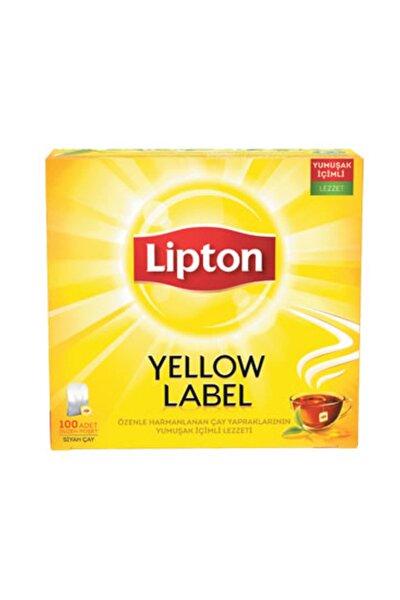 Bardak Poşet Çay Yellow Label 100