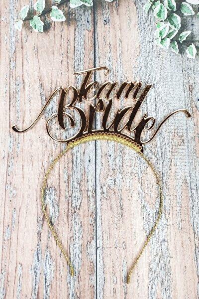 Team Bride Taç, Altın Gelin Tacı
