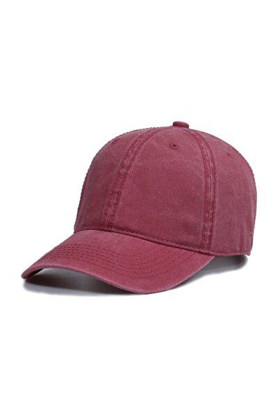 Basic Eskitme Şapka Kırmızı