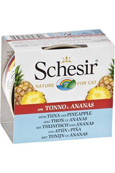 Ton Balıklı Ananaslı Kedi Konservesi 75 Gr. 6 Adet