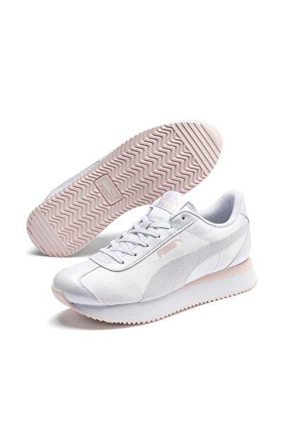Kadın Sneaker - Turino Stacked Glitter - 37194402