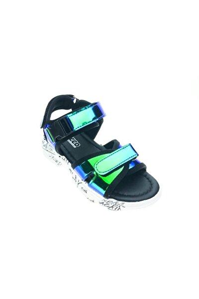 Tempo Iı Siyah Unisex Çocuk Sandalet
